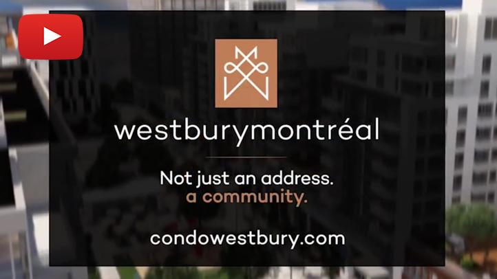 Westbury Montréal's Presentation